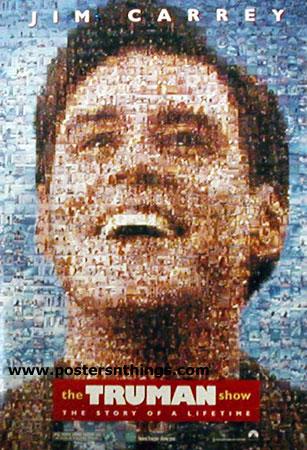 Mosaique photo : The Truman Show