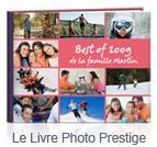 Livre Photo Luxe