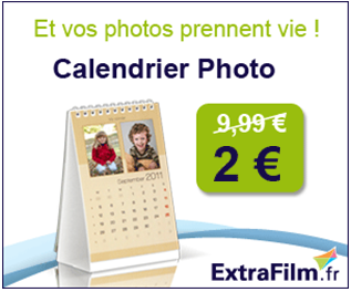 Calendriers destockage : 2 € au lieu de 9,99 €