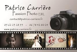 Photographe Patrice Carrière