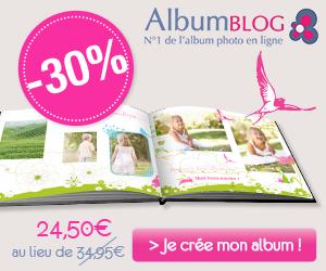 Albumblog, spécialiste de l'album photo en ligne