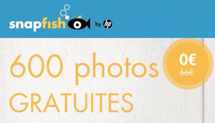 Snapfish par HP