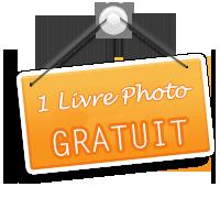 Je profite de l'offre PHOTOWEB : 1 livre photo gratuit !