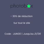Photobox 30 De Rduction Sur Tout Le Site